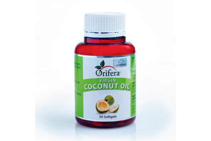 Virgin Coconut Oil Softgels